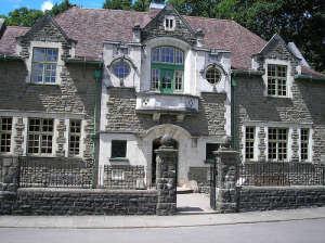 Oakdale Institute, St Fagans