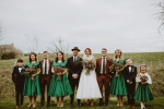 49-A-tea-length-LouLou-Bridal-dress-for-a-vintage-themed-farm-wedding